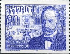 Nobel Prizes and Laureates - Stamp Community Forum - Page 9 Nobel Prize Winners, Stamp Collecting, Postage Stamps, Famous People, History, My Favorite Things, Pictures, Colonial, Community