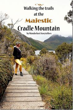 The Best Things to do in Cradle Mountain in Tasmania! : Cradle Mountain is incredible! Read our post containing loads of information and tips to make the most of your time here! Read our story of the Dove Lake Circuit and Enchanted Walk. Definitely a pl Tasmania Road Trip, Tasmania Travel, Western Australia, Australia Travel, South Australia, Cradle Mountain Tasmania, Best Hikes, France, Dom