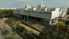 School of Planning and Architecture, Vijayawada - Mobile Offices Education Architecture, School Architecture, Architecture Design, Contemporary Design, Modern Design, College Campus, School Design, How To Plan, Architecture Layout