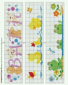 Brilliant Cross Stitch Embroidery Tips Ideas. Mesmerizing Cross Stitch Embroidery Tips Ideas. Baby Cross Stitch Patterns, Cross Stitch For Kids, Cross Stitch Borders, Cross Stitch Baby, Cross Stitch Animals, Cross Stitch Charts, Cross Stitching, Cross Stitch Embroidery, Embroidery Patterns