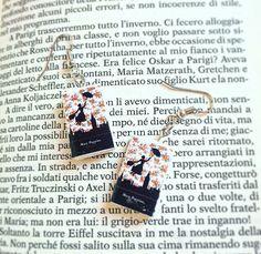 Un preferito personale dal mio negozio Etsy https://www.etsy.com/it/listing/556037150/orecchini-libri-miniatura-mary-poppins