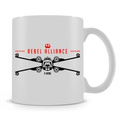 Caneca Star Wars Rogue One Rebel Alliance