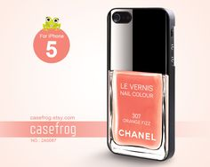 Nail Polish, Make Up iPhone 5 Case, Case for iPhone - 2A0087