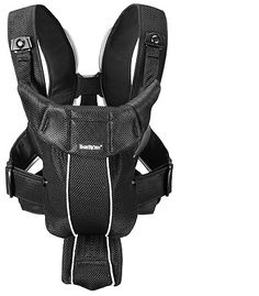 Baby Bjorn carrier Synergy details and description, video, Synergy manual.