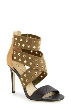 Via Spiga 'Tashara' Studded Sandal (Women) available at #Nordstrom