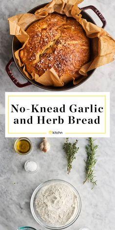Dutch Oven Bread, Dutch Oven Recipes, Cooking Recipes, Artisan Bread Recipes, Dutch Oven Cooking, Knead Bread Recipe, No Knead Bread, Yeast Bread, Vegan Sugar