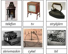 prošlost-sadašnjost-predmeti