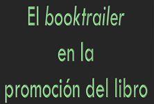 El #booktrailer en la promoción de la lectura.