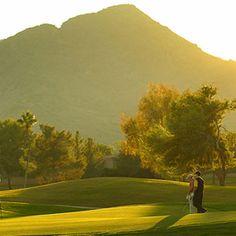 Camelback inn golf scottsdale