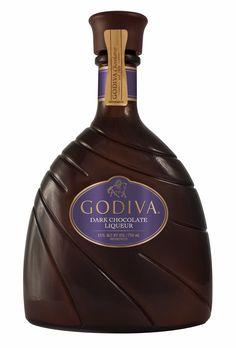 GODIVA® Introduces New Dark Chocolate Liqueur