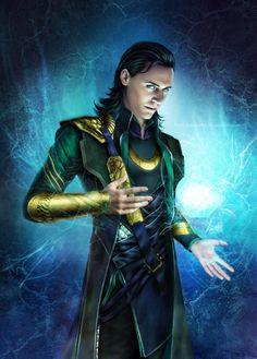 Loki by deviantart. loki before he reach a millennium! Loki Thor, Tom Hiddleston Loki, Marvel Avengers, Marvel Heroes, Loki Laufeyson, Marvel Characters, Marvel Movies, Fictional Characters, Toms