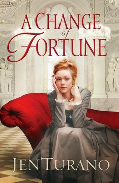 A Change of Fortune (Ladies of Distinction Book #1) by Jen Turano  #LordJesus  Lady Eliza Sumner is on a mission. Her fortune was the last thing she had left after losing her father, her fiance, and her faith. Now, masquerading as Miss Eliza Sumner governess-at-large, she's determined to find the man who ran off with her fortune, reclaim the money, and head straight back to London...