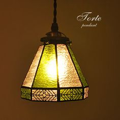 ステンドグラス ペンダントライト [Torte] - 照明器具ペンダントライトやシャンデリア販売の通販専門店CROIX