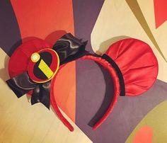 Incredibles Mickey ears