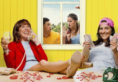WIN! Double in-season passes to see hilarious flick 'The Breaker Upperers'