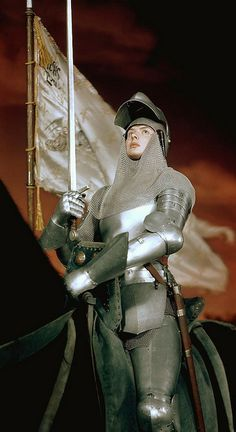Stunning Photos of Ingrid Bergman as Joan of Arc Joan D Arc, Saint Joan Of Arc, St Joan, Female Armor, Female Knight, Lady Knight, Ingrid Bergman, Renaissance, Jeanne D'arc