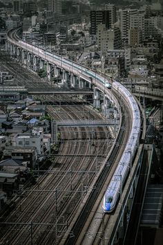 Speed in the rows – Shinkansen Observation Deck at Hokutopia Building