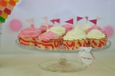 Cupcakes de Amart Bakery