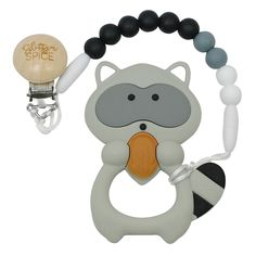 Raccoon Teether - Th