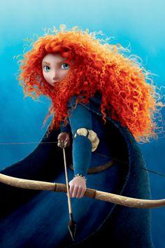 Merida (Edits by Disney) Disney Amor, Cute Disney, Disney Magic, Brave Merida, Merida Disney, Brave Disney, Disney And Dreamworks, Disney Pixar, Disney Characters