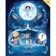 Adapté du film d'animation sorti en fin d'année dernière, ce livre en raconte l'histoire par la voix de Nolwenn Leroy : Ben et Maïna, sa petite soeur, aident les êtres magiques de la mer, ensorcelés par une sorcière. Un charmant récit initiatique, emprunt de poésie.