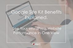 Site Kit is ideal for website owners who want easy-to-understand information about audience and revenue performance, all in one place. Visit our blog to learn about the benefits of Google Site Kit for anyone who relies on website performance to drive their business. Wordpress Admin, Wordpress Plugins, Digital Marketing Strategy, Content Marketing, Seo Website Design, Good Drive, Google Sites, Online Advertising, How To Get Rich