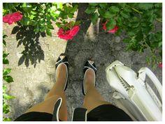FASHION Secret Garden : Black & White   http://www.alliness.blogspot.com/2014/09/black-white.html