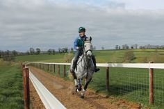 Love this gallop track!