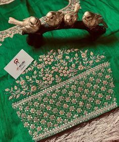 Aari Work Blouse, Blouse Designs, Delivery, Bridal, Studio, Outfits, Instagram, Art, Art Background