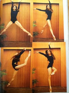Mary Helen Bowers of ballet beautiful, want her hair & ballet talent :)