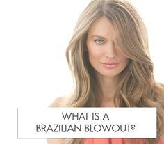 Brazilian blowout professional hair smoothing treatment amp keratin