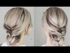 (4) BEAUTIFUL UPDO | Perfect for Prom, Wedding, Formal event - YouTube