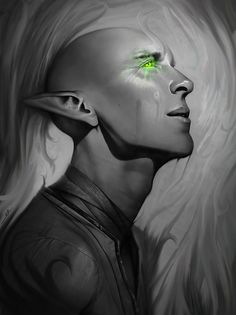 Solas, dragon age inquisition fanart