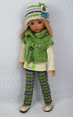 green6  Dianna Effner doll