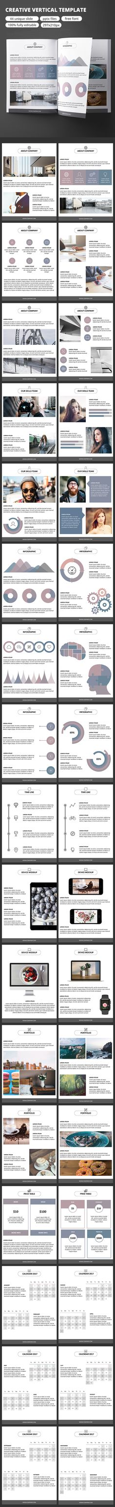 Creative Vertical  GoogleSlide Template — Google Slides PPTX #entrepreneur #analysis • Download ➝ https://graphicriver.net/item/creative-vertical-googleslide-template/18782076?ref=pxcr