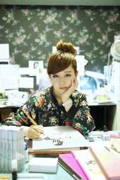 #Akiko Higashimura