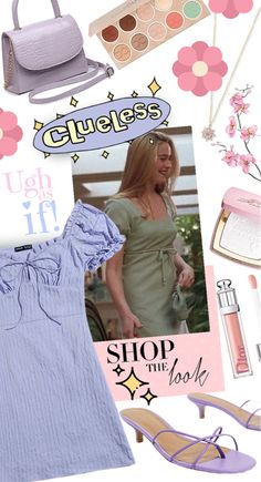 Cher Clueless Outfit, Clueless Fashion, 2000s Fashion, Look Fashion, Fashion Outfits, Aesthetic Fashion, Aesthetic Clothes, Retro Outfits, Cute Outfits