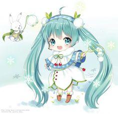 Snow Miku~