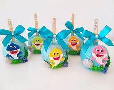 Shark Cupcakes, Baby Sketch, Baby Boy 1st Birthday, Shark Party, Baby Shark, Birthday Party Themes, First Birthdays, Bernardo, Ideas