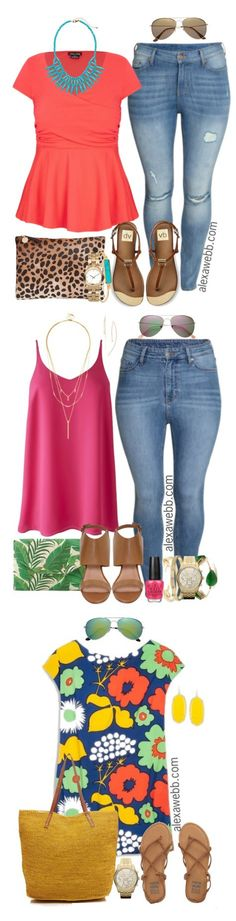 Plus Size Outfit Idea - Plus Size Fashion for Women - AlexaWebb.com #alexawebb