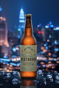 How To Light & Shoot A Beer Bottle Advertisement | Lee Morris