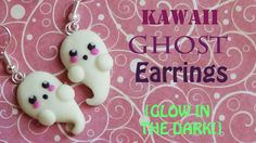 WATCH IN HD! DISCLAIMER! I know many other people have also made tutorials for Polymer clay ghost charms but this is MY take on it. Enjoy! :) Hey Guys! Welco...