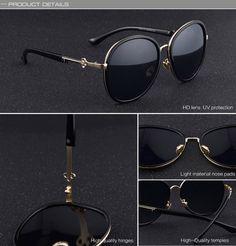 Women's Original Brand Sunglasses Big Frame Shades New Summer Style Gafas - Sunglasses Big Sunglasses, Sunglasses Women, Shades, Woman, The Originals, Frame, Summer, Collection, Style