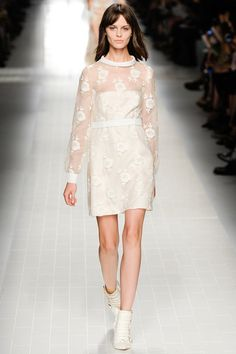 Blumarine Spring 2014 Ready-to-Wear Collection Slideshow on Style.com baby doll