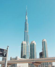 Burj Khalifa - Dubai, United Arab Emirates. Photographer: Wanderlust by Jona