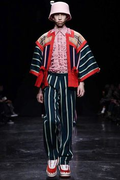 Walter Van Beirendonck Menswear Fall Winter 2014 Paris - NOWFASHION