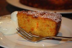 Flourless Mandarin Cake Recipe - Food.com: Food.com Almond Recipes, Gluten Free Recipes, Keto Recipes, Cake Recipes, Mandarine Recipes, Mandarin Cake, Microwave Dishes, Walnut Cake, Cake Tins