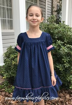 KIT%2D+%26quot%3BIndependence+Day%26quot%3B%2C+Dress+Pattern+is+%92Poppy%92+by+Violette+Field+Threads+%28L%2D5%29+%281%2D23%2D18%29