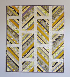from Elizabeth Hartman strip scrap quilt