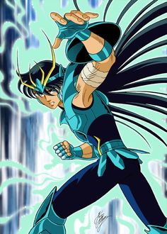 Saint Seiya - Dragon Shiryu